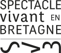 Spectacle Vivant en Bretagne logo